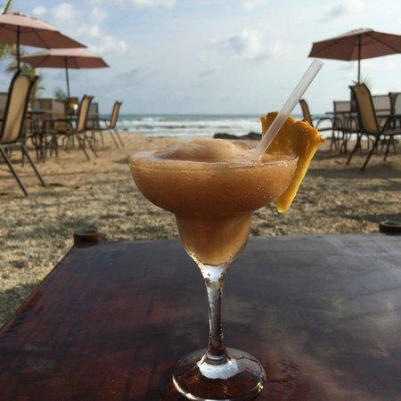 Habaneros: Tamarind Ginger Margarita