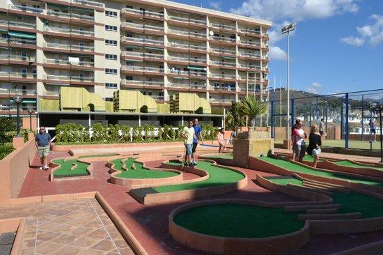 Almunecar Playa Spa Hotel: Zona juegos
