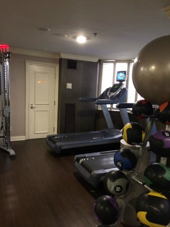 The Ritz-Carlton, Atlanta: Gym