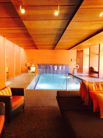 Enchantment Resort: mii amo indoor pool