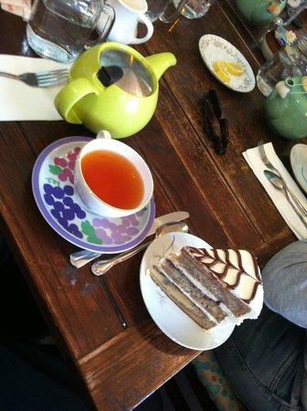 Alice's Tea Cup : buonissimo