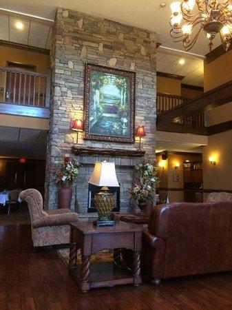 Mountain Lodge: lobby