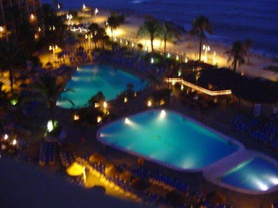 Sunset Beach Club: Vu de l'appartement