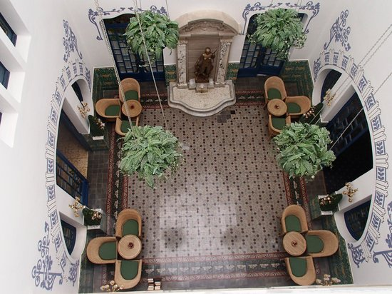 Hotel Diana : изящный интерьер