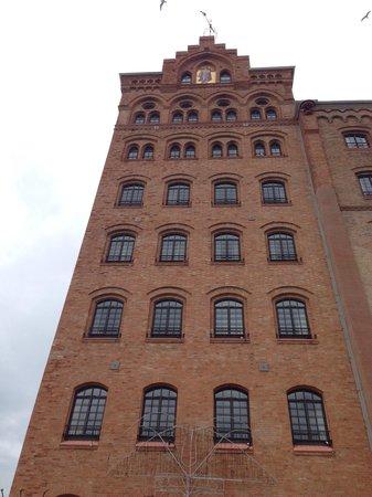 Hilton Molino Stucky Venice Hotel: Il mulino