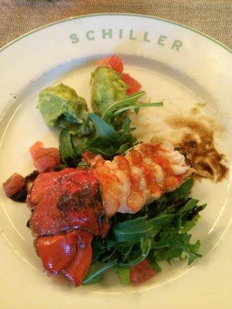 Brasserie Schiller: Love the lobster