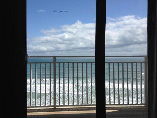 Hyatt Place Daytona Beach - Oceanfront: Vista da varanda do quarto