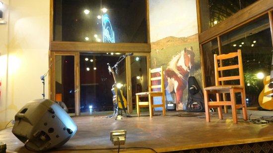 El Quincho del Tio Querido: palco dos shows