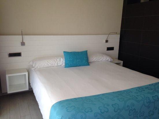Hotel Spa La Terrassa : Habitación doble