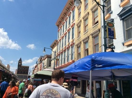Findlay Market : beautiful architecture