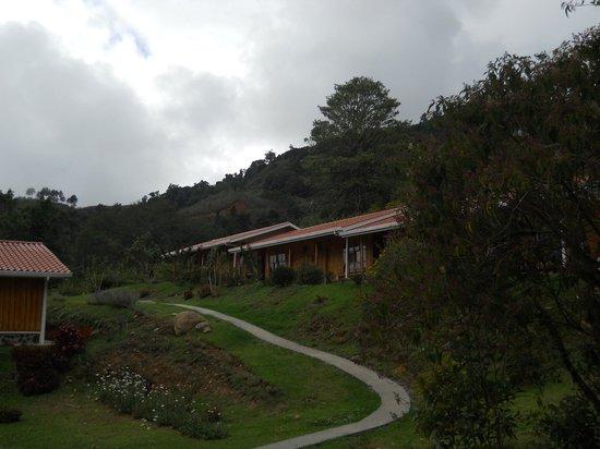 Hotel de Montaña y Restaurante Suria: Las habitaciones :)