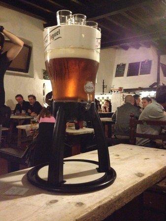 La Oveja Negra : Biere
