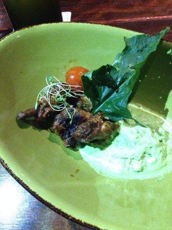 El Dorado Sensimar Riviera Maya: Chicken wings (4)