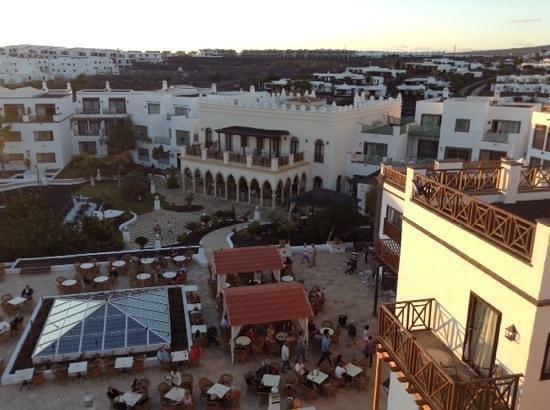 Dream Gran Castillo Resort: vista desde el castillo