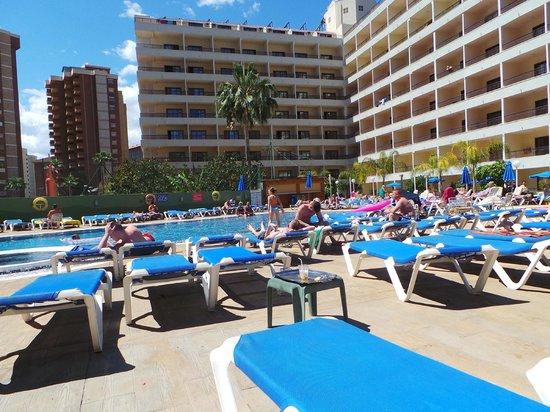 Presidente Hotel: pool