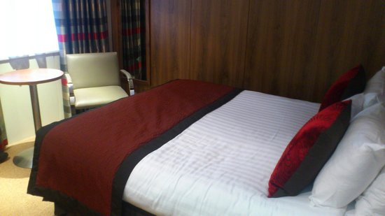 DoubleTree by Hilton Hotel London - West End: Bedroom