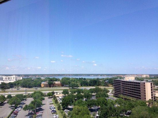Rosen Plaza Hotel : Vista do quarto