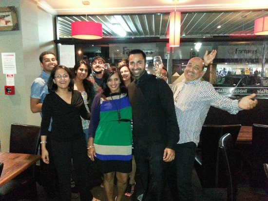 Indian Affair: Party People