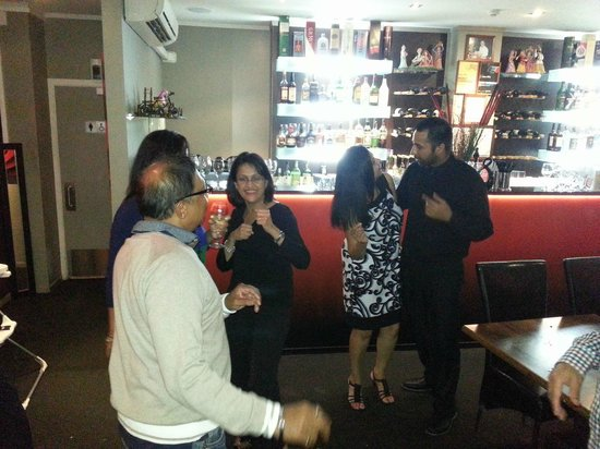 Indian Affair: Getting into the swing of things