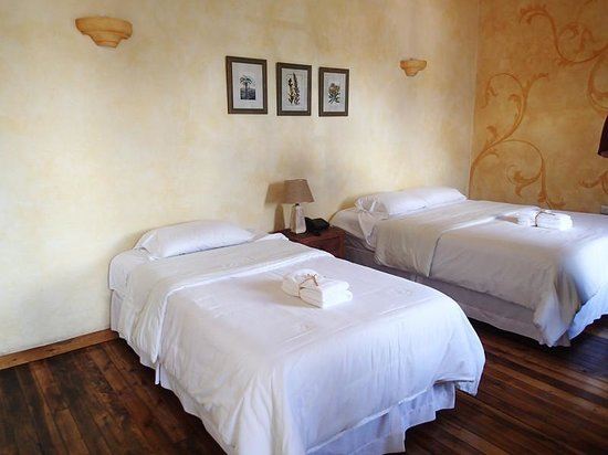 Hotel Casa del Aguila: comfortable room