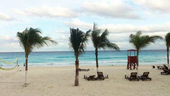 NYX Hotel Cancun: Playa