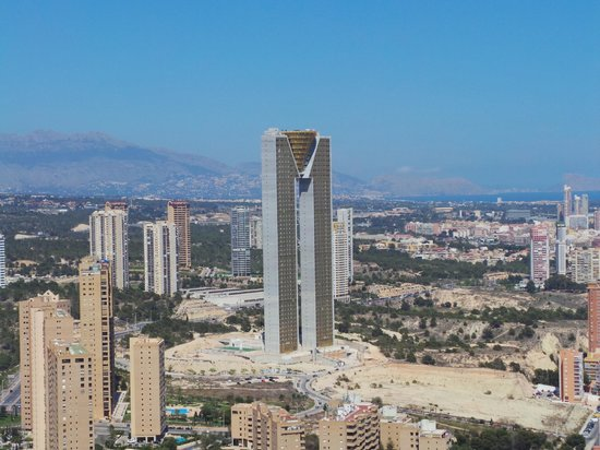 Presidente Hotel: big hotel