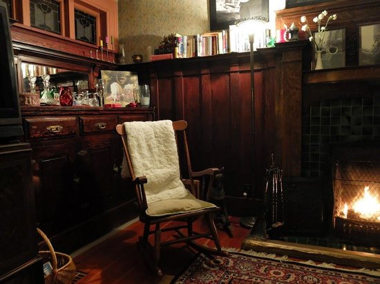 Marketa's Bed and Breakfast : Living room