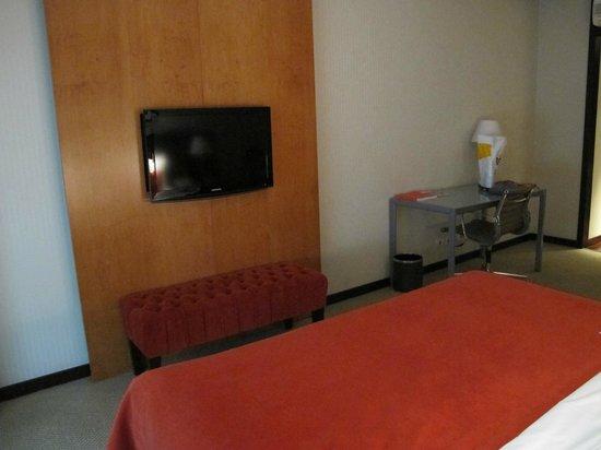 474 BUENOS AIRES HOTEL: Quarto em que ficamos hospedados.