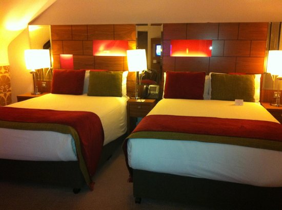 Clontarf Castle Hotel : Zimmer 2 Personen