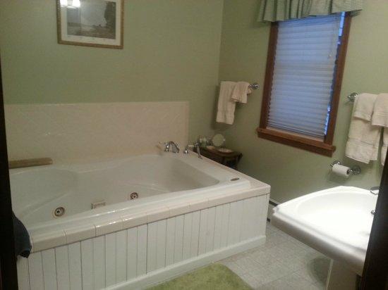 The Inn at Grist Iron: Bathroom