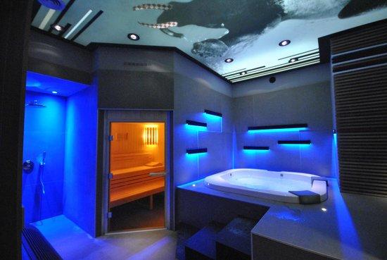 Ibis Styles Hyeres Centre Gare : Spa Sauna Jacuzzi