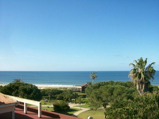 Pestana Dom Joao II: View from 3rd floor