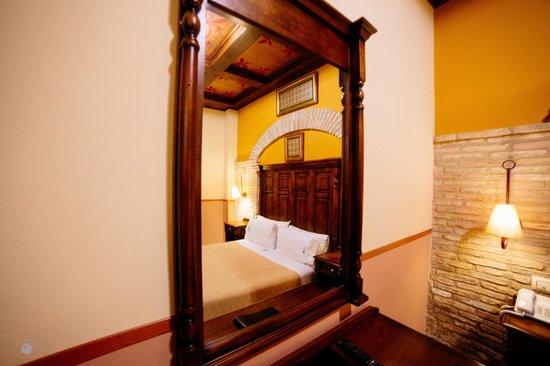 Hacienda Posada de Vallina: Habitación