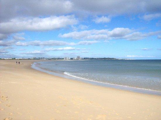 Pestana Dom Joao II: The beach