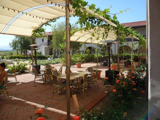 Ponte Vineyard Inn : breakfast
