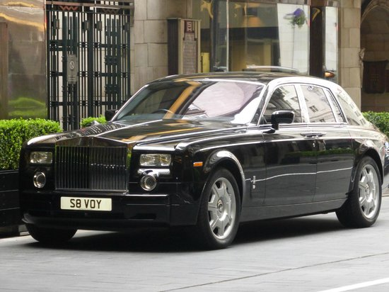 The Savoy: Savoy Car