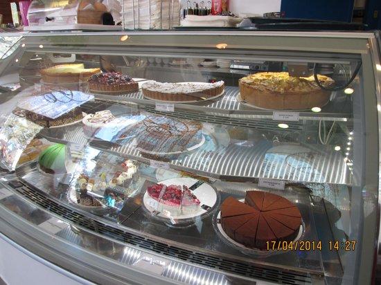 Mercure Wien Zentrum: doces Castelleto