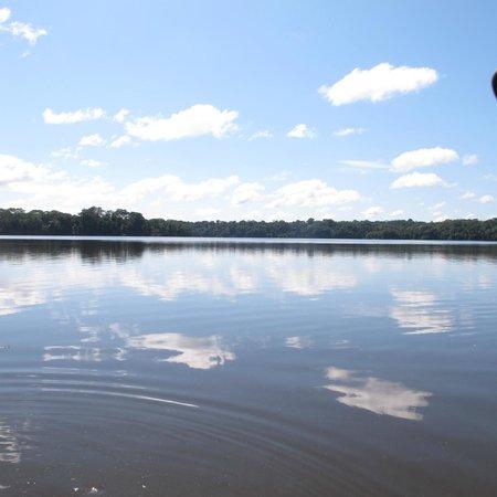 Inkaterra Reserva Amazonica: Lake Sandoval excusion