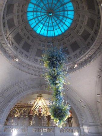 V&A  - Victoria and Albert Museum : Entrada