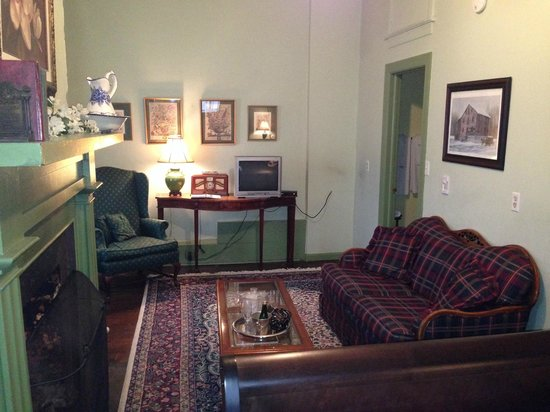 Lafayette Inn and Restaurant: Monroe Room