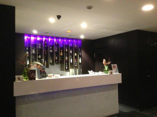 Hotel Eurostars Plaza Mayor: bar