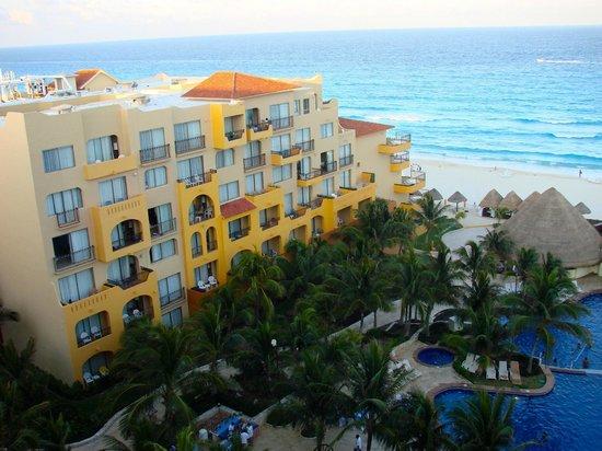 Fiesta Americana Condesa Cancun All Inclusive : Vue de l'hôtel