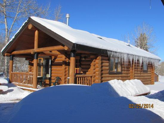 Beartooth Hideaway Inn & Cabins: Beautiful Cabins