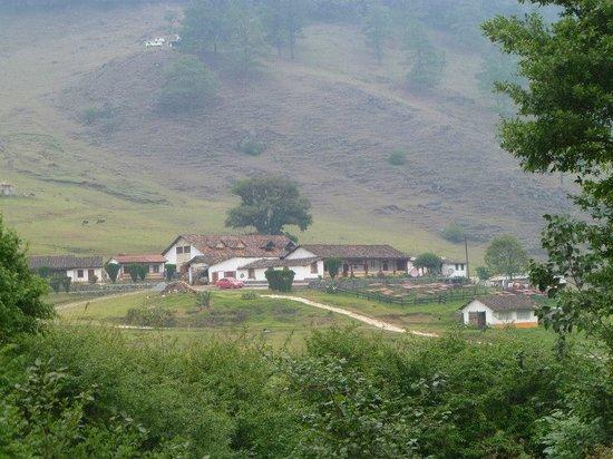 Hacienda San Antonio: The farm and hotel