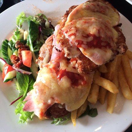 Cuccina: Chicken Parma