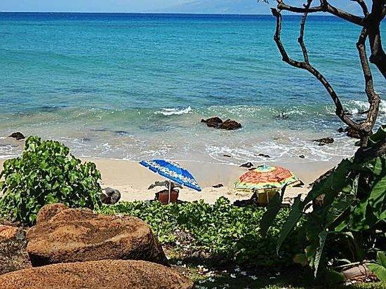 The Kuleana Resort: Beautiful beach!
