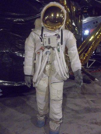 Science Museum: astronauta