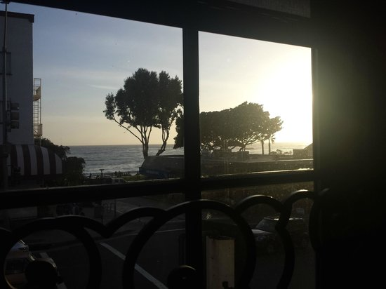 ROCK'N FISH - Laguna Beach: the view