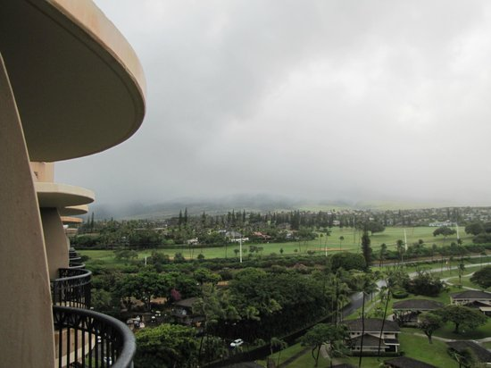 Royal Lahaina Resort : From balcony
