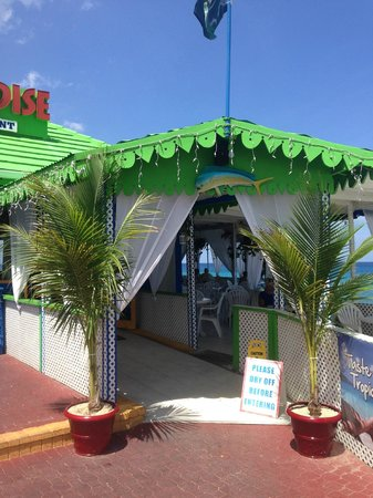 Paradise Seaside Grill
